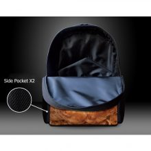 Childrens Cool 3D Shoulder Backpack