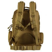 Military Multi-function Waterproof Backpack