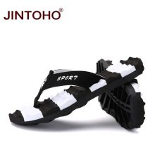JINTOHO Big Size Flip Flop Shoes